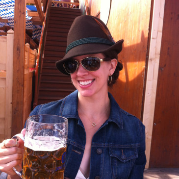 How I Wound Up at Oktoberfest
